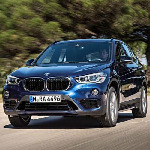 شیشه اتومبیل بی ام و (BMW) سری X1